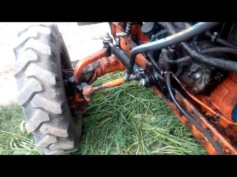 Гидроусилитель руля на трактор т 40,  Гур на Т40