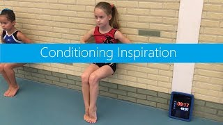 Conditioning Inspiration » Legs, ankles & core
