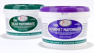 Check Out Our Mayonnaise Range