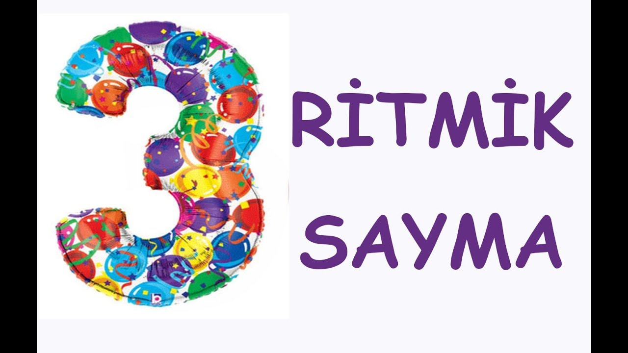 3er 3er 100e Kadar Ritmik Sayma By Zama Zingo