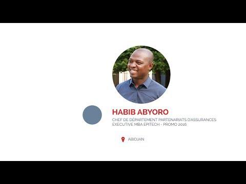 Habib se projette vers de nouvelles fonctions grâce à son diplôme MBA online Epitech