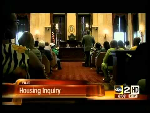Baltimore's public housing agency faces questions
