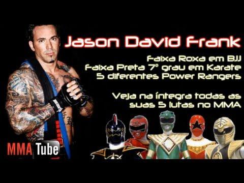 Jason David Frank - Todas as lutas de MMA do ex-Power Ranger