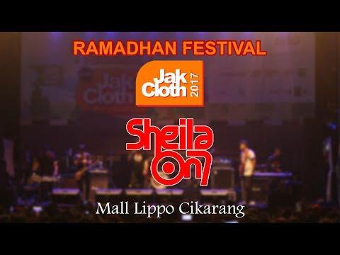 Sheila On 7 - Betapa (Live at Jakcloth Cikarang 2017)
