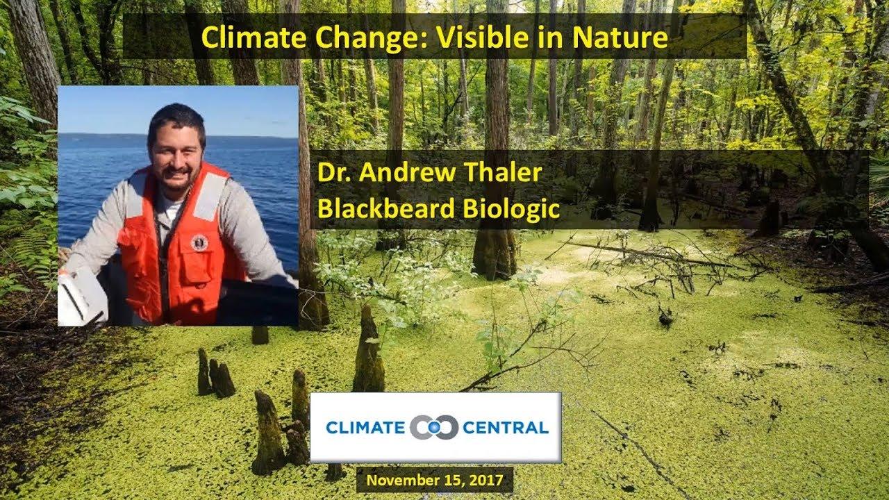 Workshops and Webinars | Climate Central
