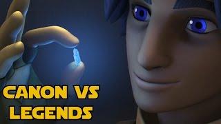 Video How Lucasfilm Changed Lightsaber Crystals: Canon vs Legends - Star Wars Explained download MP3, 3GP, MP4, WEBM, AVI, FLV Juli 2018