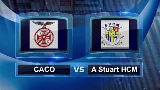 HÓQUEI EM PATINS 2017/2018 / ESCOLARES / Taça APL - 1ªFase - B / CACO 0 - 19 (10 - 13) A Stuart HCM thumbnail