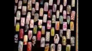 Акриловая лепка(Как применяют акрил в ногтевом искусстве и..не только? Цветочки из акрила: распустятся и на ногтях, и на кабл..., 2014-03-18T10:35:45.000Z)