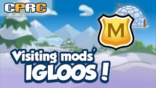 Club Penguin Rewritten - Visiting mods