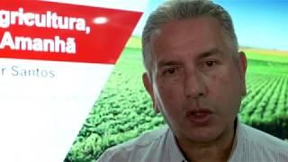 Werner Santos fala sobre a Agricultura do Futuro na Agrishow 2018