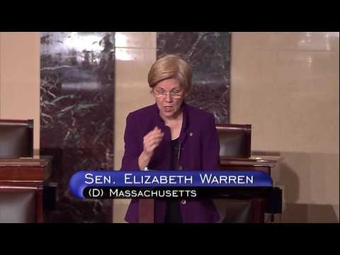 Senator Elizabeth Warren floor speech on Rex Tillerson