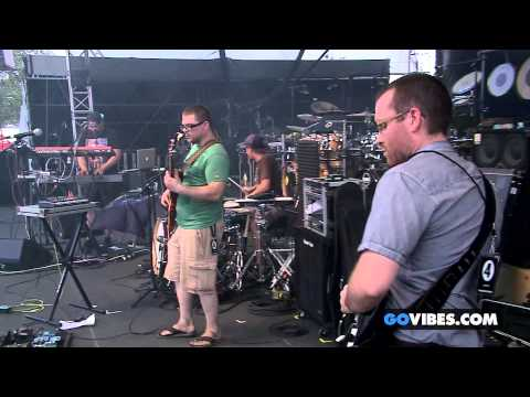 """Cosmic Dust Bunnies perform """"Cosmonauts"""" at Gathering of the Vibes Music Festival 2014"""