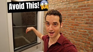 DON'T Make These Mistakes Touring an NYC Apartment!😮 (2020 NYC Rental Tips w/ @Cash Jordan)