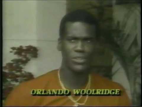 Orlando Woolridge Feature