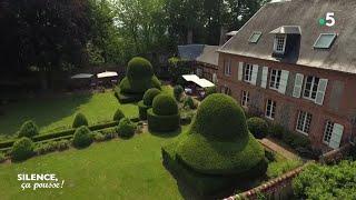 Visite : le jardin des Ifs, à Gerberoy, dans l'Oise - Silence, ça pousse !