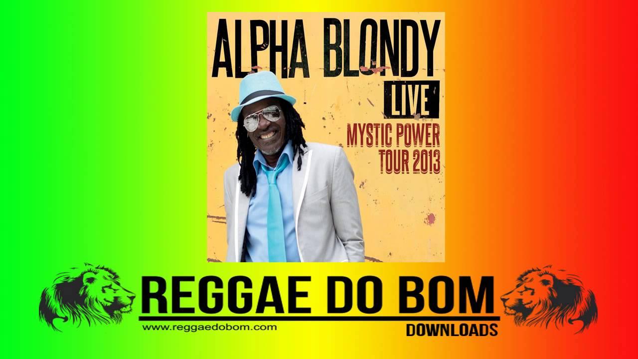 gratuitement alpha blondy mystic power