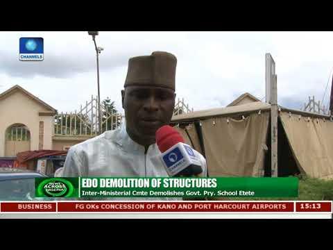 PCNI To Construct Rural Feeder Roads In Bauchi State | News Across Nigeria |