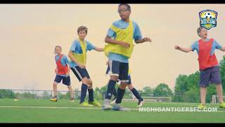 Michigan Tigers Futbol Club Hype 2018