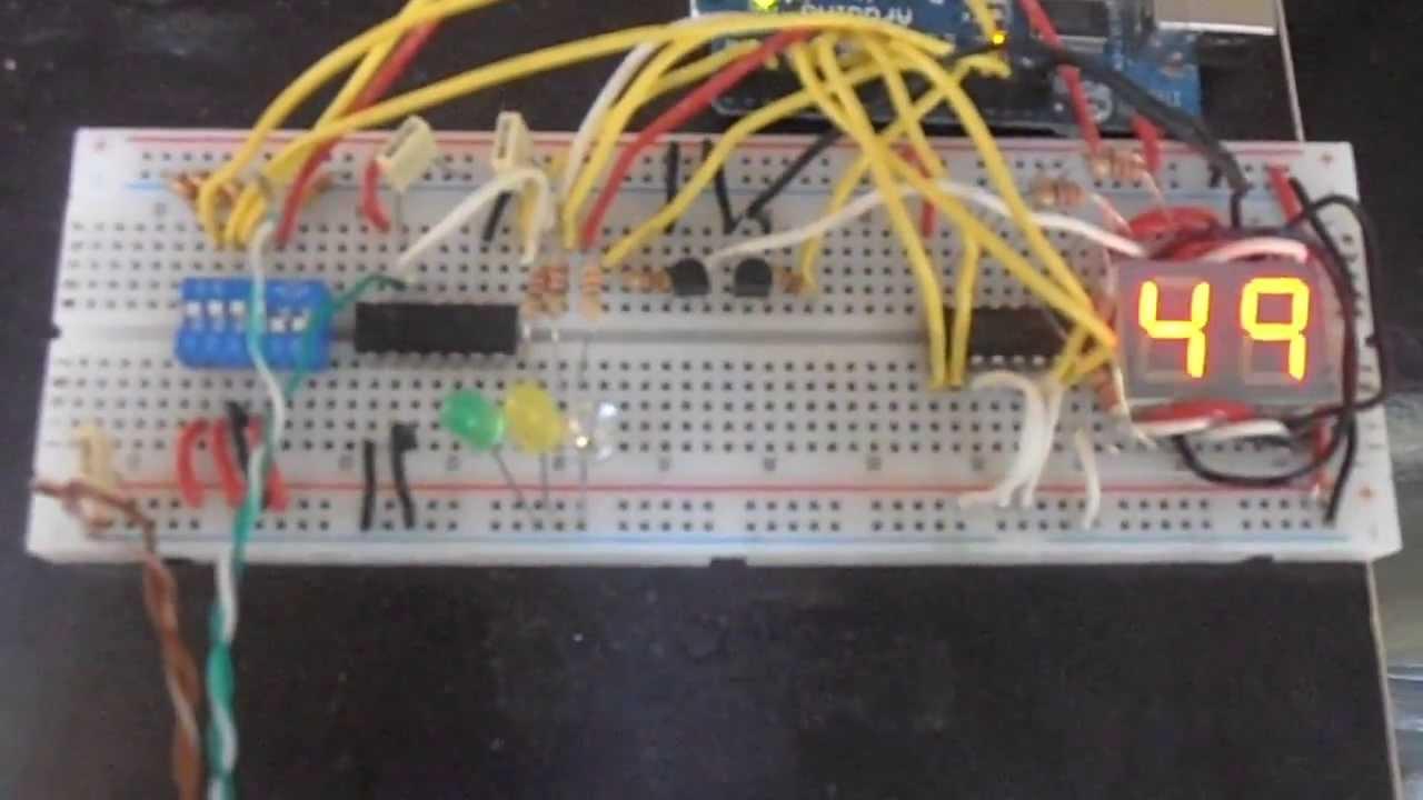 Arduino Car or MotorBike Engine RPM Meter Shift Light Inductive – Digital Tachometer Wiring Spark Plug