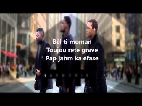 Bel ti moman lyrics Harmonik