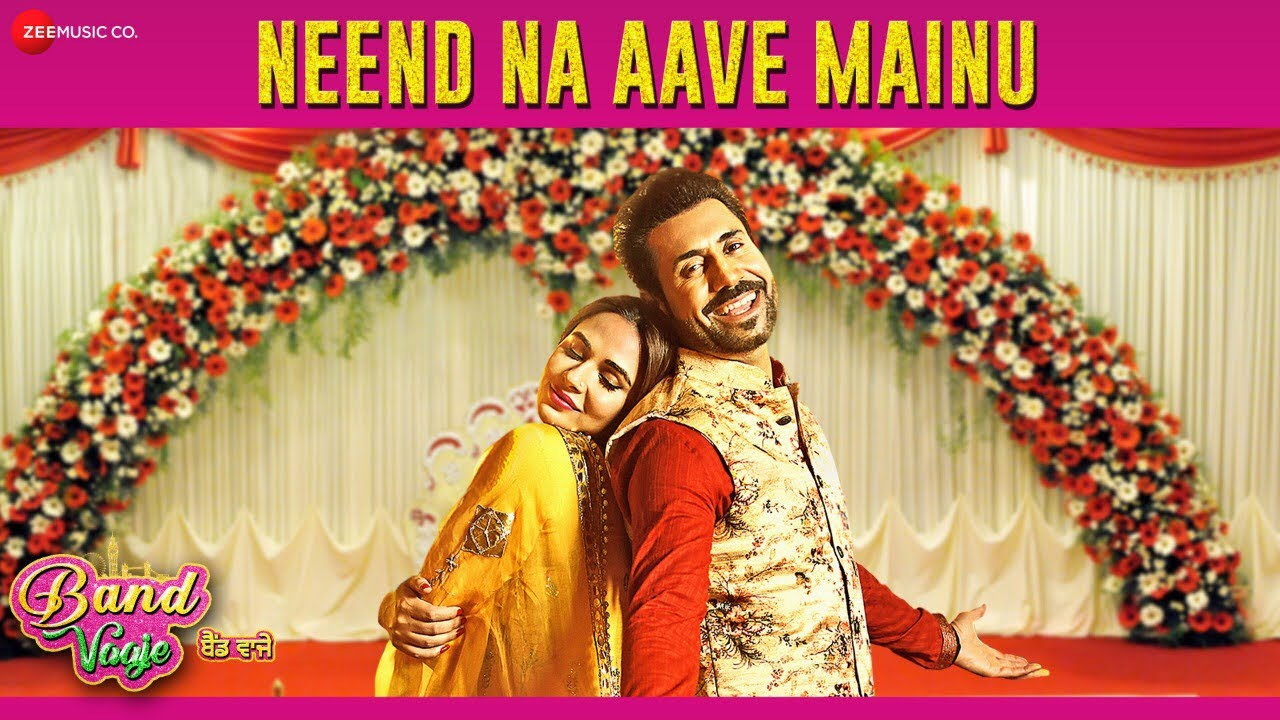 Download Neend Na Aave Mainu   Band Vaaje   Jatinder Shah   Sunidhi Chauhan & Gurshabad   Binnu D & Mandy T