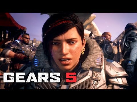 Gears Of War 5 l Trailer HD (NEW GAME 2019)