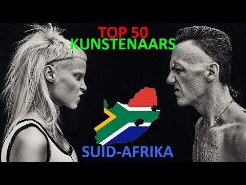 TOP 50 | Beste Kunstenaars van Zuid-Afrika / Best Artists South Africa