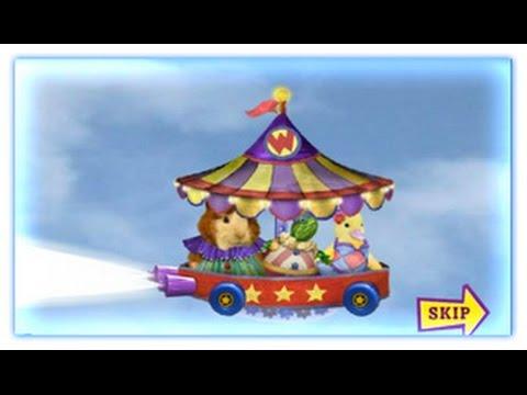 Wonder Pets - Join The Circus - Wonder Pets Games