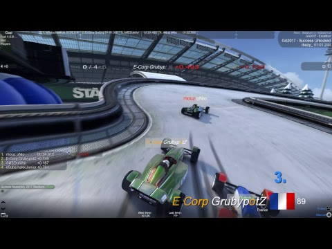 Gamers Assembly 2017 - Trackmania² Stadium - 15th April