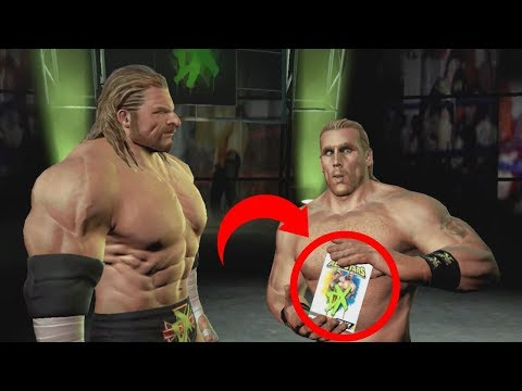 10 Times WWE Games Hilariously Broke The Fourth Wall