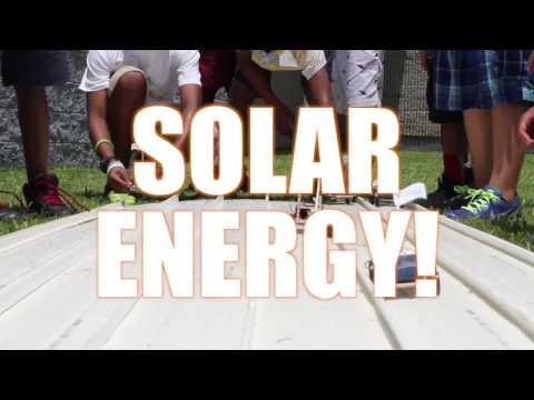 STEM Saturday Solar Energy Day July 2015 STEM NOLA