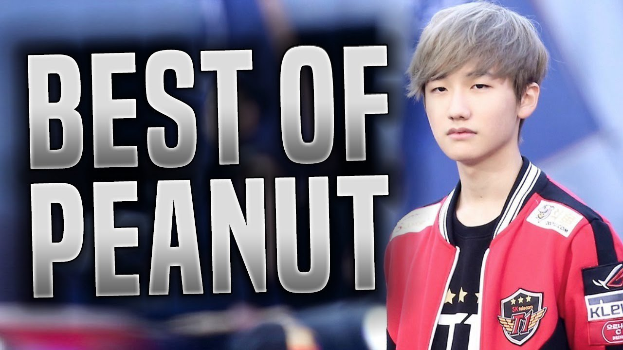 BEST OF PEANUT! - SKT T1 Peanut Montage ( The Best Lee Sin In The World! ) | LCK, Streams, SoloQ!