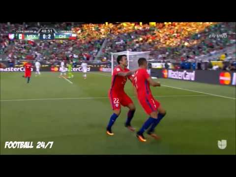 Mexico Vs Chile Copa America Quarterfinal Full Highlights (0-7) (18-6-2016)