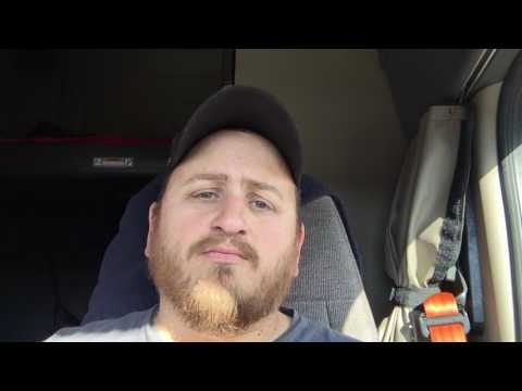 Over the Road Training - What to Bring on Truck with Driver Trainer - Trucker Chad