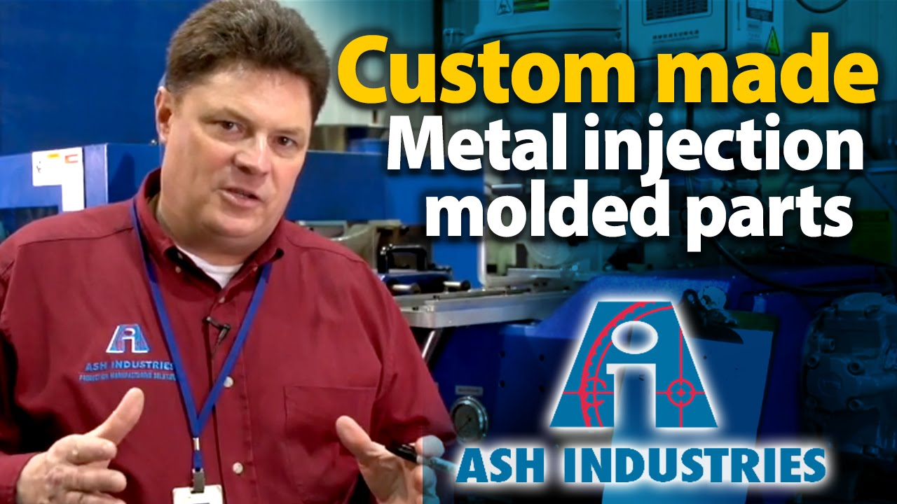 Metal Injection Molding Tips- ASH MIM