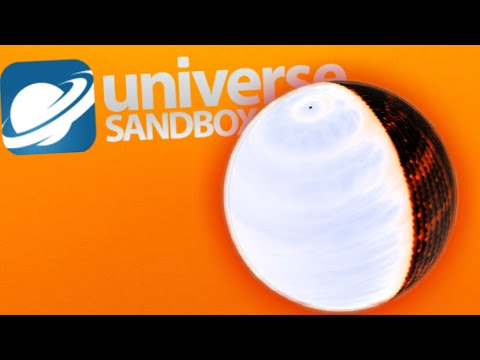 I BROKE THIS GAME SO BADLY IT DID THIS - Universe Sandbox |