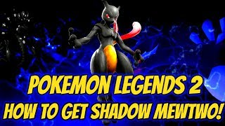 Come ottenere Shadow Mewtwo In Pokemon Legends 2 - Roblox