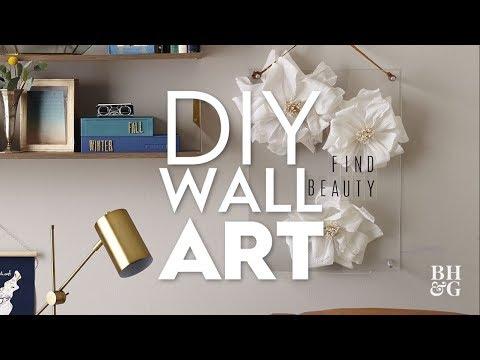 DIY Wall Art | Better Homes & Gardens