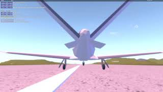 Roblox Flight SIm X By: Widgeon