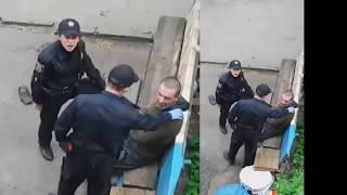 Полиция, Сумы что они творят! Посмотрите как ведут себя менты, мусора, копы беспредел! ПРИКОЛЫ 2018