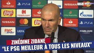 Ligue des Champions - Zidane :