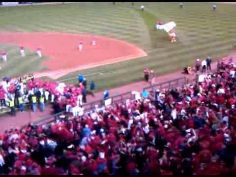David Freese Belts Walk-off HR to help Cardinals Win Game 6 of the World Series 2011