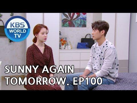 Sunny Again Tomorrow | 내일도 맑음 - Ep.100 [SUB : ENG,CHN,IND / 2018.10.11]
