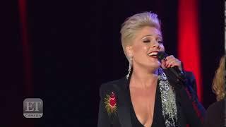 P!nk - Jolene (Dolly Parton Tribute Concert)