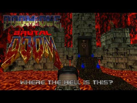 Скачать Игру Doom Brutal Doom - фото 11