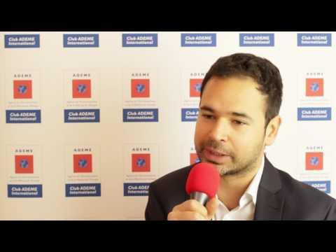 Interview de Jérémy Fain Directeur de VERTEEGO au 8ème Forum du PEXE