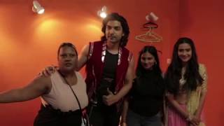 Quand Aditi Sharma et Gurmeet Choudhary rencontrent leurs fans réunionnais