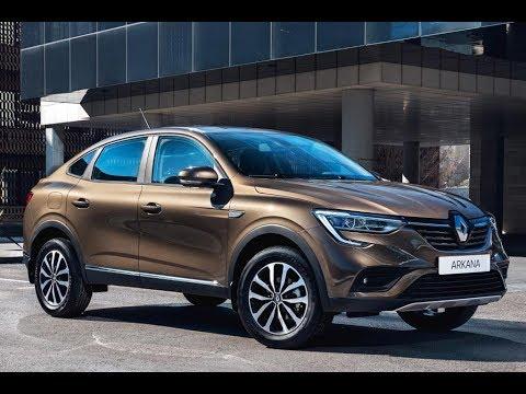 Обзор Renault ARKANA Самый доступный кроссовер в России