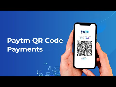 Paytm QR Code Payments: How to Send & Receive Money Using Paytm