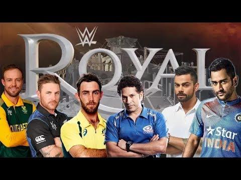 Sachin Tendulkar VS Virat Kohli VS M.S. Dhoni VS Brendon McCullum VS AB de Villiers VS Glenn Maxwell